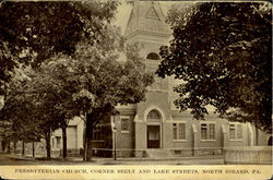 Presbyterian Church, Corner Seely And Lake Streets
