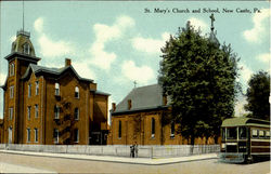 St. Mary's Church And School