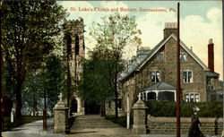 St. Luke's Church And Rectory