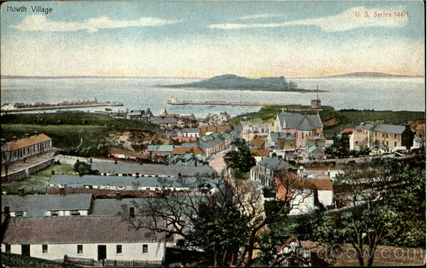 Howth Village England