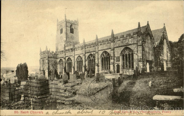 St.Neot Chuvch England
