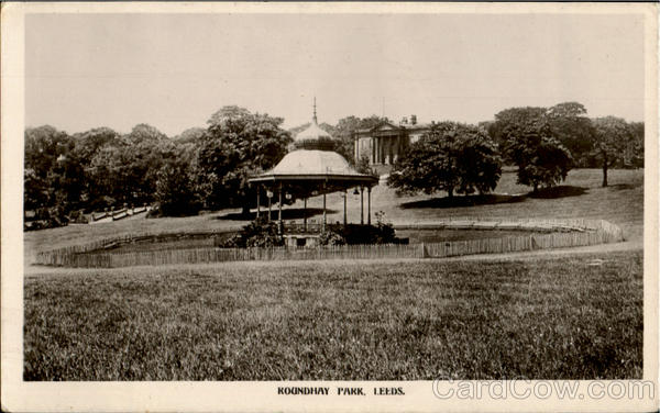 Roundhay Park Leeds England