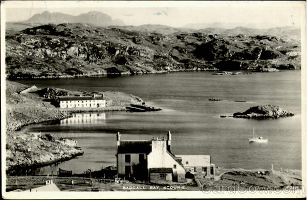 Badcall Bay Scourie England