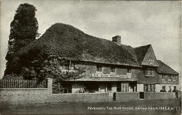 Pevesey-The Mint House England