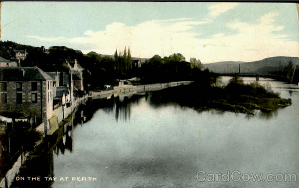 On The Tay Perth England