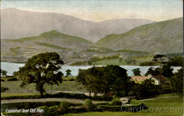 Coniston and old Man England