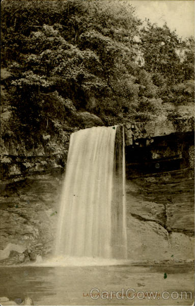 Lady'S Fall,Vale Of Neath England