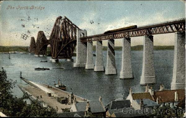 The Forth Bridge England