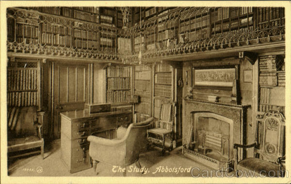 The Study Abbotsford England