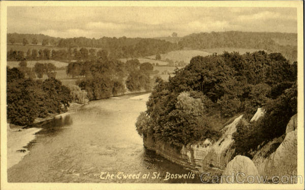 The Eweed at St.Boswells England