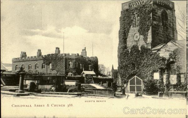 Childwall Abbey & Church England