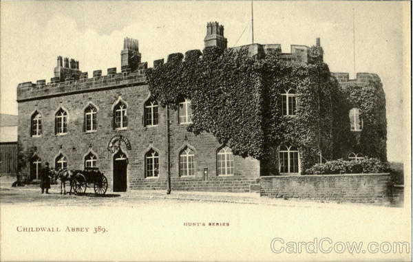 Childwall Abbey England