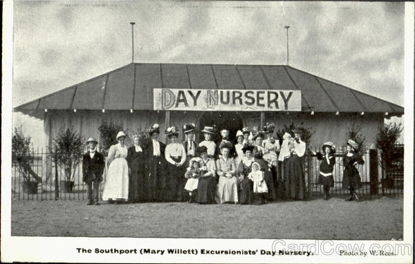 The Southport(Mary Willett)Excursionists' Day Nursery England