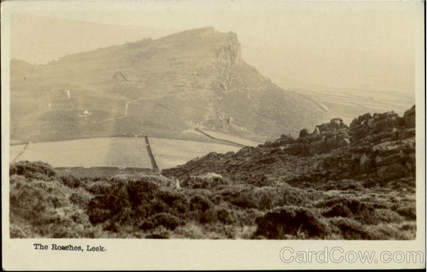 The Roaches Leek England