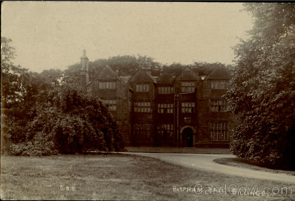 bispham hall billinge  england greater manchester
