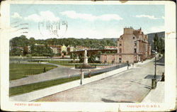 Perth Bridge Postcard