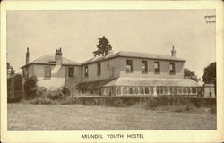 Arundel Youth Hostel Postcard