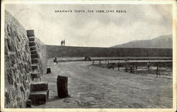 Granny's Teeth, The Cobb Postcard