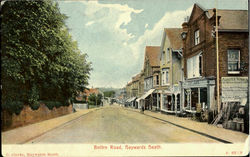Boltro Road,Fraywards Freath.C.Clarke ,Haywards Heath. Postcard