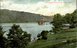 Rudyard Lake from Cliffe Park Postcard