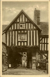 Old Vicarage Postcard