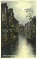 The Weavers' Postcard