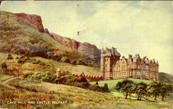 Cave Hill And Castle