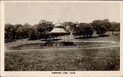 Roundhay Park Postcard