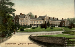 Woodbridge Seckford Hospital