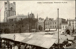 Cambridg:Market Place