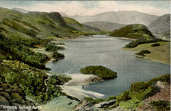 Thirlmere,looking North Postcard