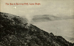 The Bay & Burning Cliff