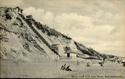 West Cliff Lift and Huts