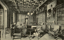 The Library,Abbots Ford