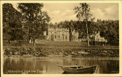 Abboisford from the Eweed Postcard
