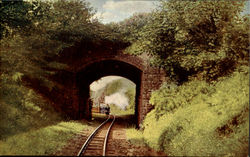 Eskdale Narrow Gauge Railway Postcard