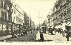 Liverpool.Lord Street from East