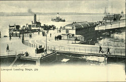 Liverpool Landing Stage