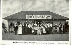 The Southport(Mary Willett)Excursionists' Day Nursery