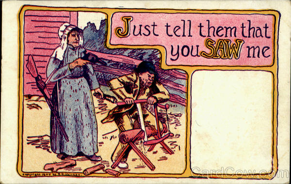 Just Tell Them That You Saw Me Comic, Funny