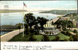 Hudson River from Claremont