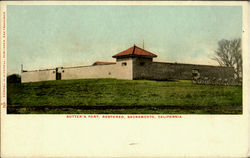 Sutter's Fort Restored