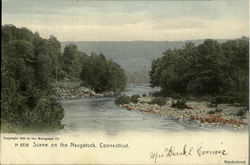 Scene On The Naugatuck
