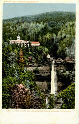 Laurel House And Kaaterskill Falls