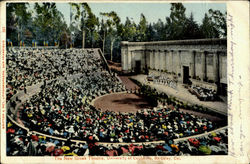 The New Greek Theatre, University Of California