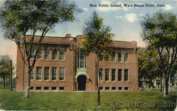 New Public School Warehouse Point Connecticut