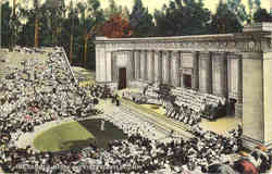 The Famous Greek Theatre