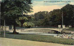 Bridge at Brookside Park