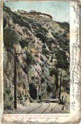 Circular Bridge from Millard's Canyon