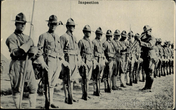 Inspection Army